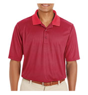 Custom Mens Express Microstripe Pique Polo