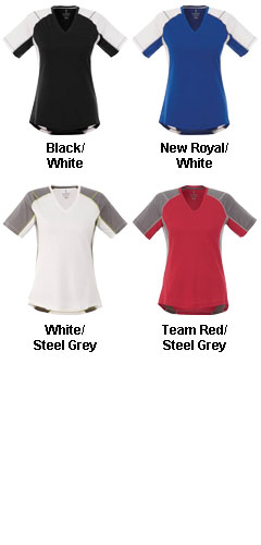 Womens Taku Short Sleeve Tech Tee - All Colors