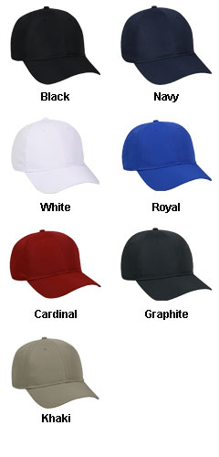 Structured Sun Protection Cap - All Colors