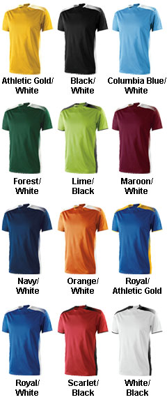 Adult Ionic Soccer Jersey  - All Colors