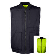 Custom Dockside Interactive Adult Reversible Freezer Vest