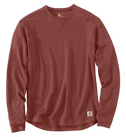 Custom Carhartt Tilden Long Sleeve Crewneck