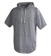 Custom Adult Short Sleeve Trainer Hoodie