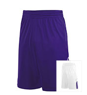 Custom Augusta Youth Alley-Oop Reversible Short