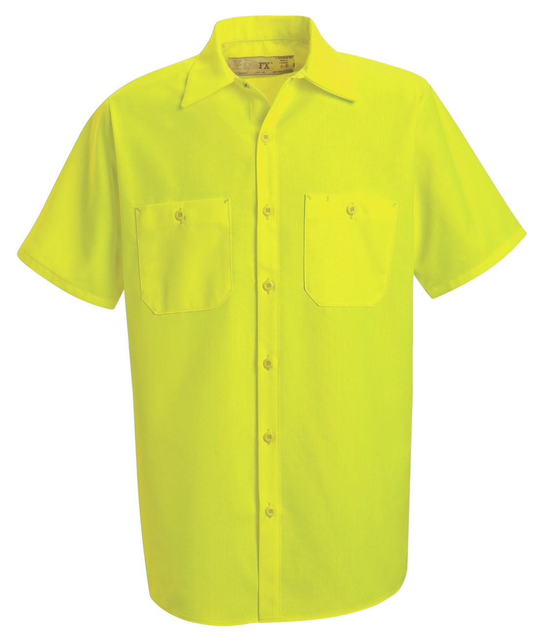 Enhanced Visibility Work Shirt