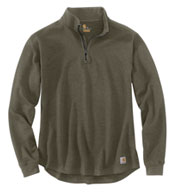 Custom Tilden Mock Neck 1/4 Zip from Carhartt
