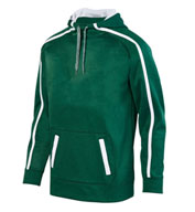 Custom Augusta Adult Stoked Tonal Heather Hoodie