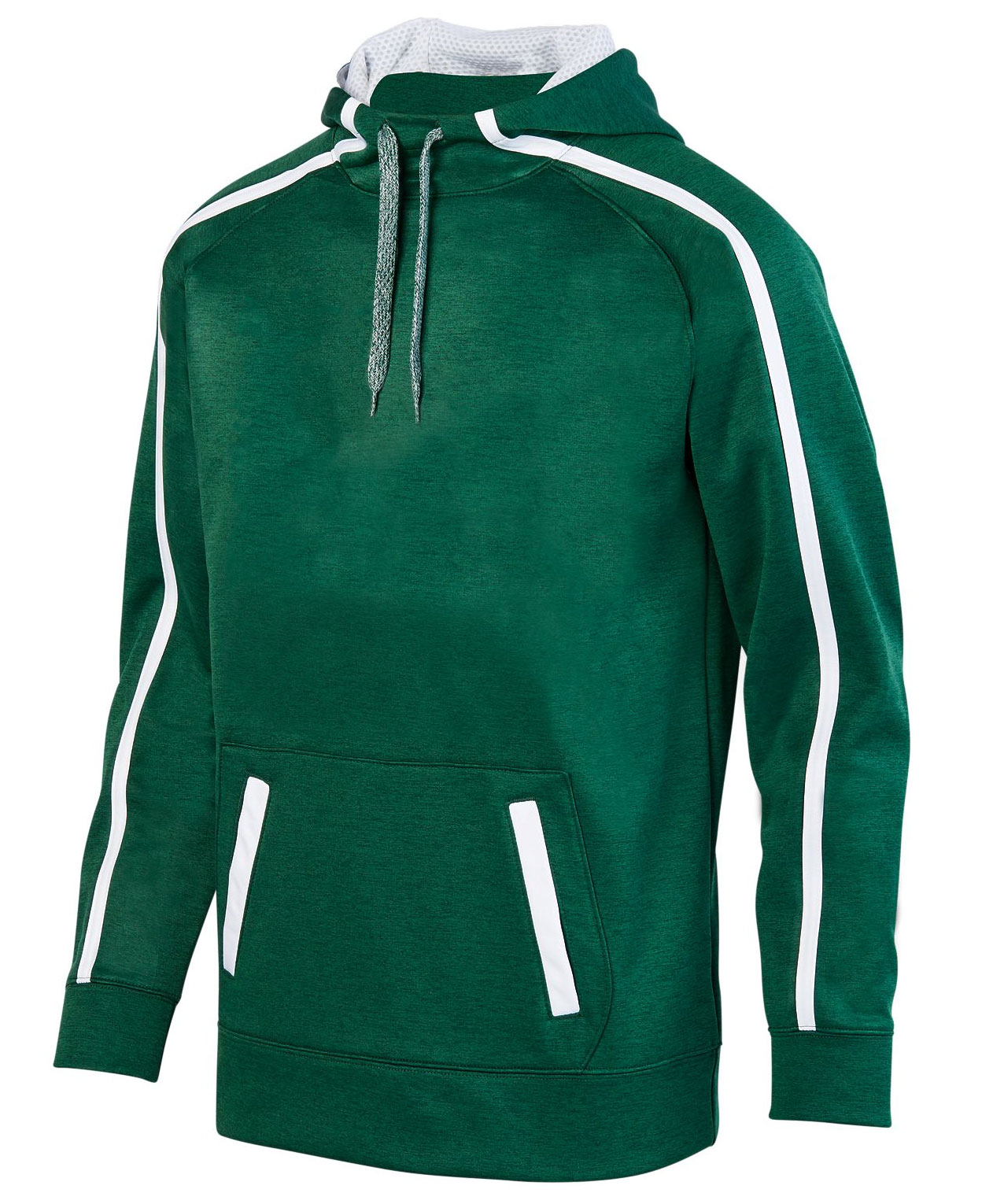 Augusta Adult Stoked Tonal Heather Hoodie