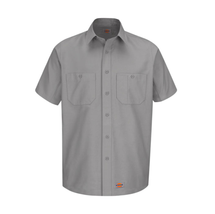 Dickies Mens Short Sleeve Work Shirt