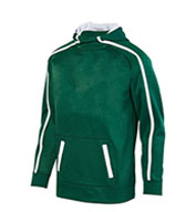 Custom Augusta Youth Stoked Tonal Heather Hoodie