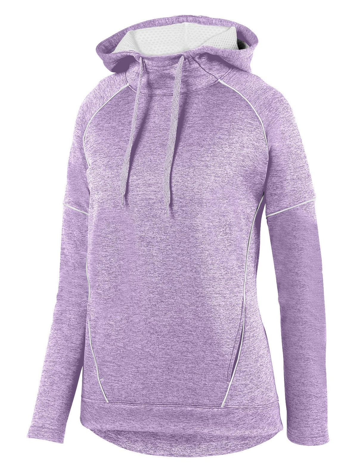 Ladies Zoe Tonal Heather Hoodie