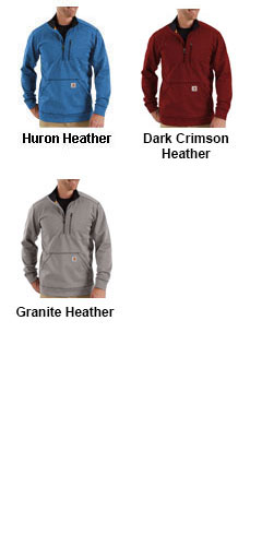 Carhartt Force Extremes™ 1/2-Zip Sweatshirt - All Colors