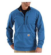 Custom Carhartt Force Extremes™ Mens 1/2-Zip Sweatshirt
