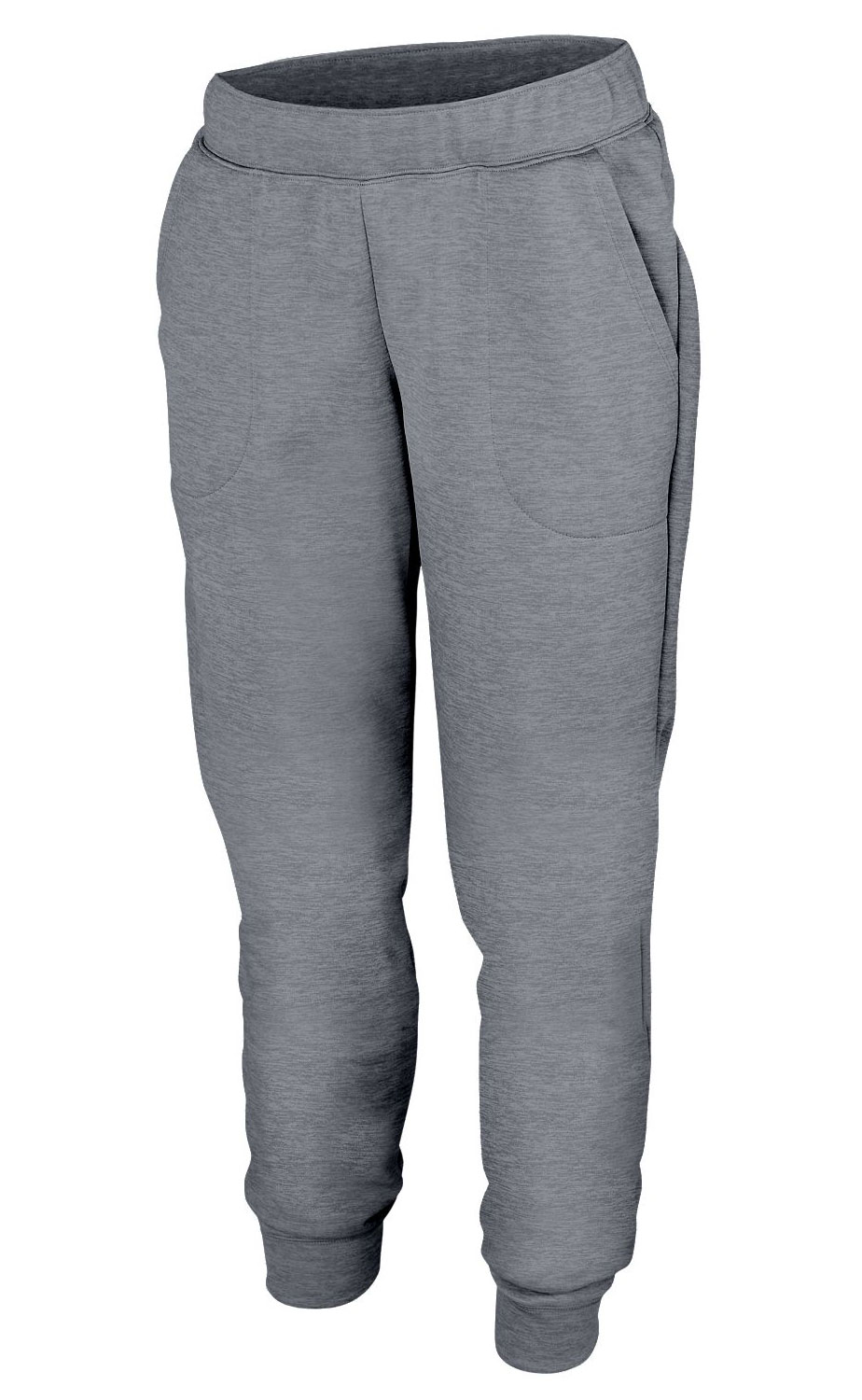 Augusta Ladies Tonal Heather Fleece Jogger