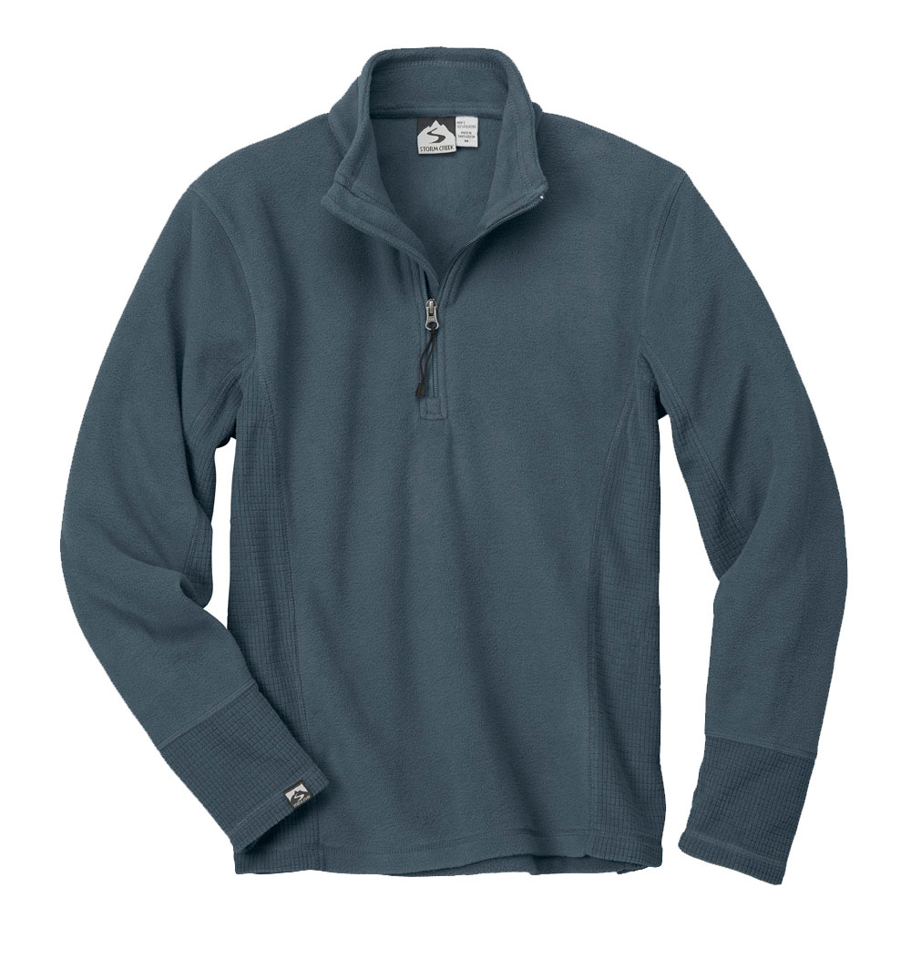 Mens Bjorn - Drop Needle Microfleece from Storm Creek