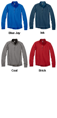 Carlos - Mens Bamboo Pullover from Storm Creek - All Colors