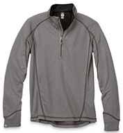 Custom Carlos - Mens Bamboo Pullover from Storm Creek