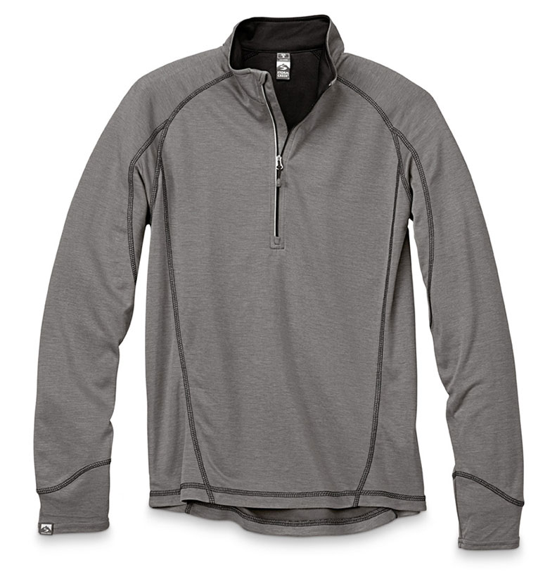 Carlos - Mens Bamboo Pullover from Storm Creek
