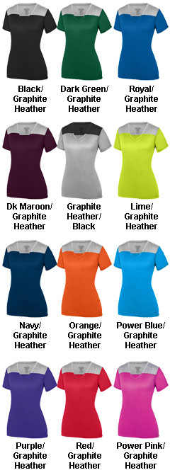Ladies Challenge T-Shirt - All Colors