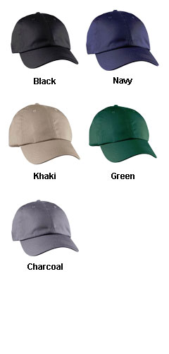 Econscious Recycled Polyester Baseball Cap - All Colors
