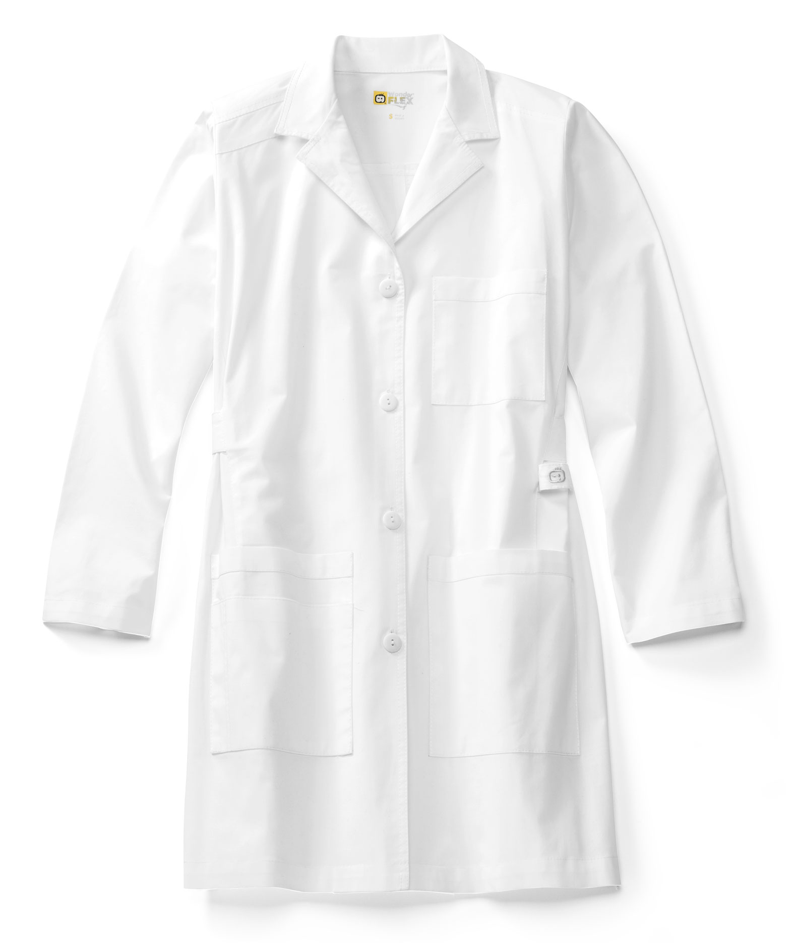 Womens Fashion Lab Coat from WonderFLEX