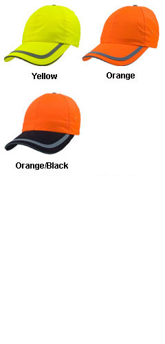 6 Panel Safety Cap - All Colors