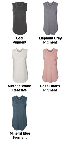 Ladies Inside Out Sleeveless Tee from Alternative Apparel® - All Colors