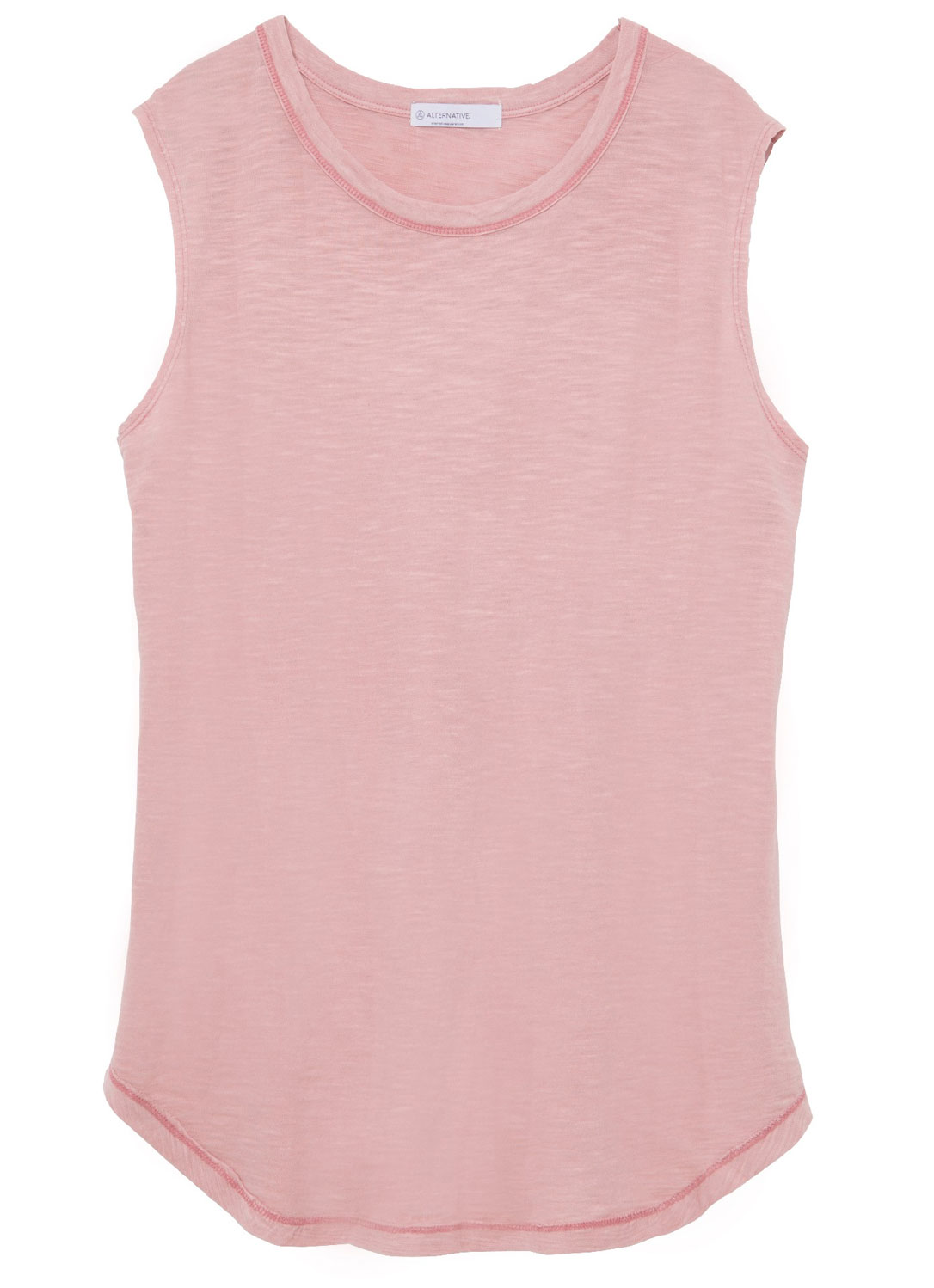 Ladies Inside Out Sleeveless Tee from Alternative Apparel®