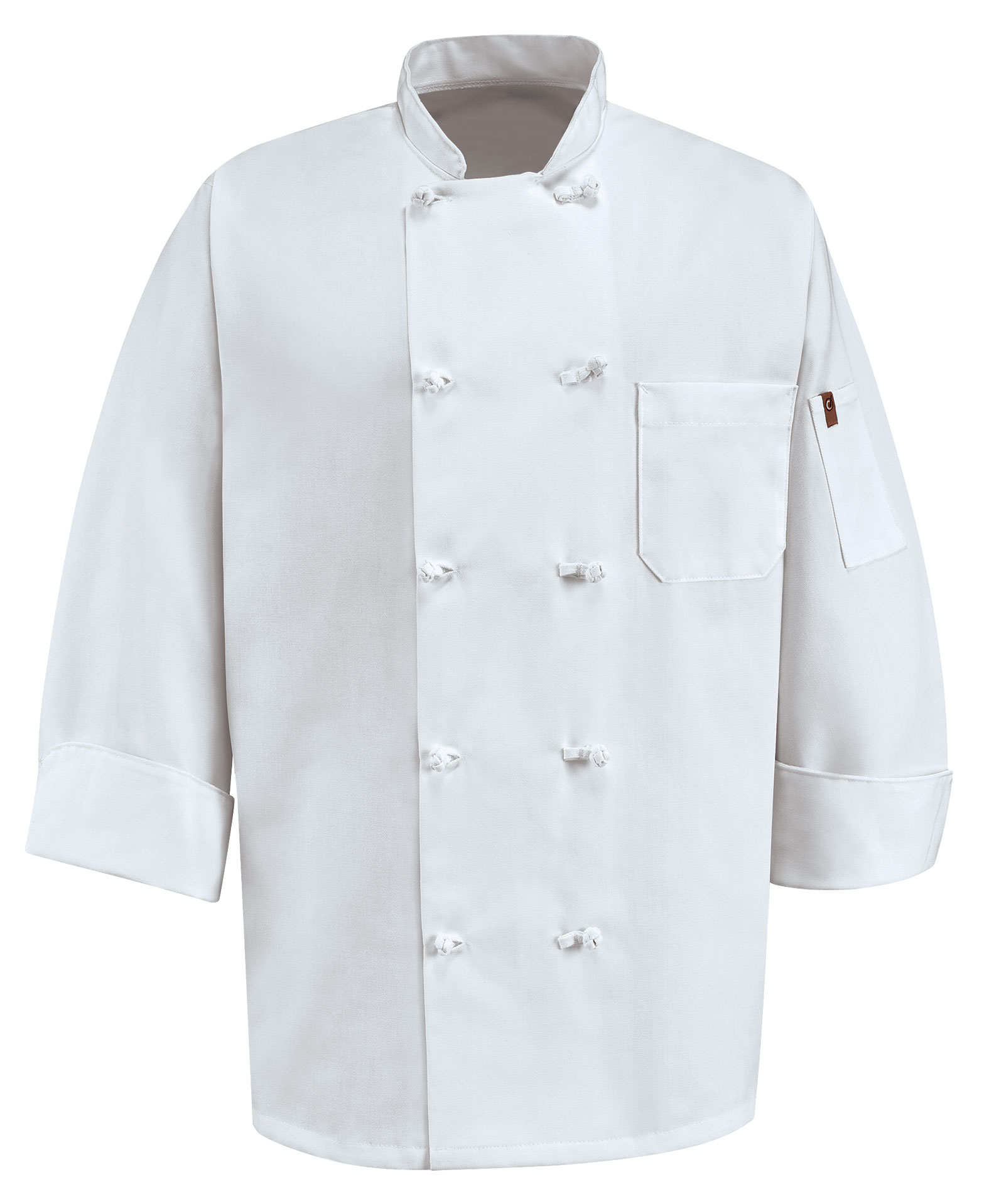 Adult Double Breasted Chefs Coat
