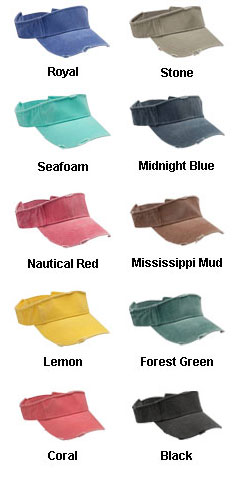 The Drifter Visor - All Colors