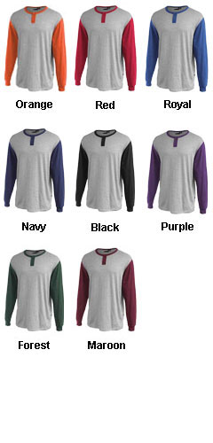 Adult Vintage Henley - All Colors