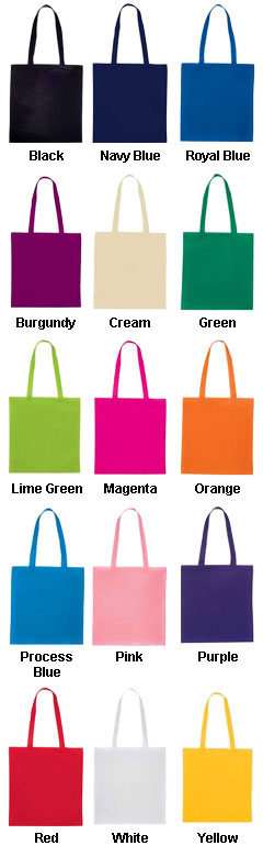 Zeus Non-Woven Convention Tote - All Colors