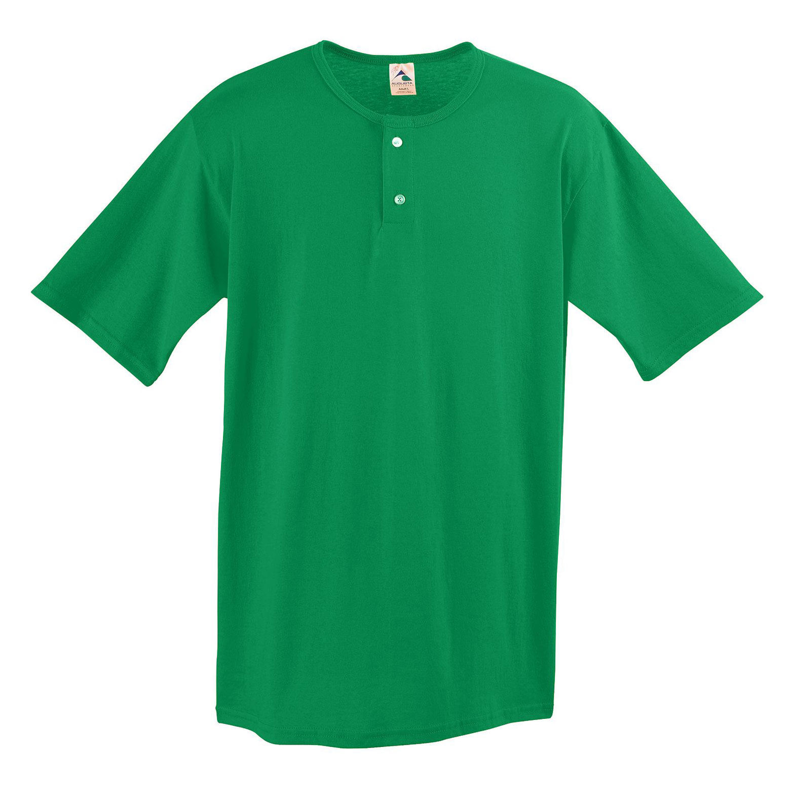 Adult Two-Button Baseball Jersey