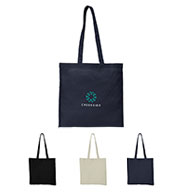 Custom Gemline Economy Canvas Tote