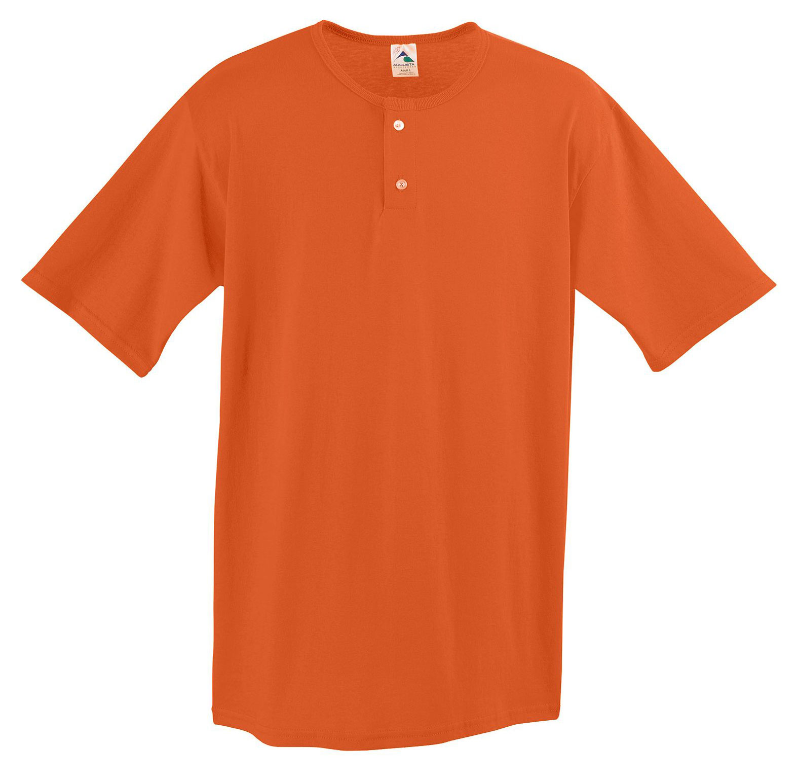 Augusta Youth Two-Button Baseball Jersey