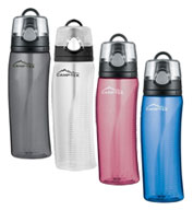 Custom Thermos® Hydration Bottle with Meter