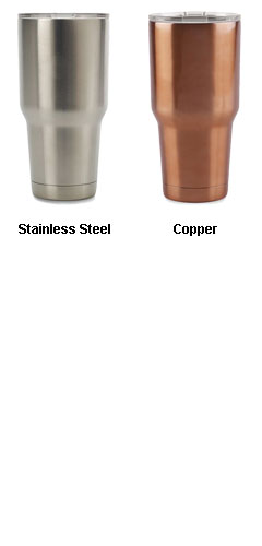 Supra Double Wall Stainless Tumbler - All Colors