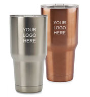 Custom Supra Double Wall Stainless Tumbler