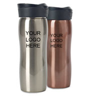 Custom Commuter Double Wall Stainless Tumbler