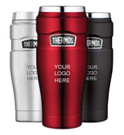 Custom Thermos® Stainless King™ Travel Tumbler