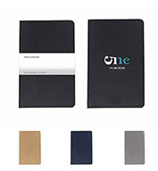 Custom Moleskine® Cashier Ruled Large Journal