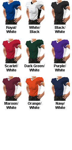 Youth Replay Football Jersey - All Colors