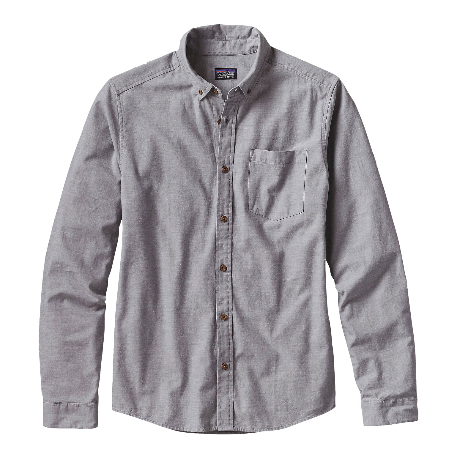 Patagonia Mens Long-Sleeved Bluffside Shirt
