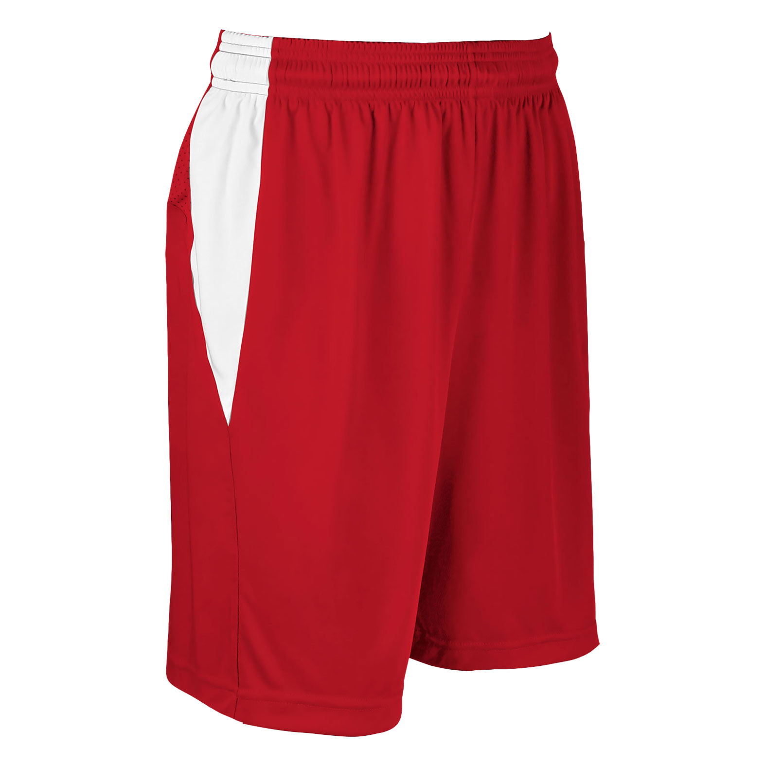 Womens Block Basketball Short