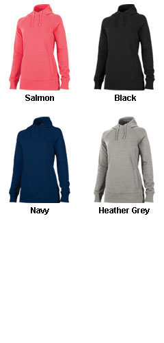 Womens Hometown Hoodie by Charles River - All Colors