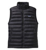 Custom Mens Down Sweater Vest by Patagonia