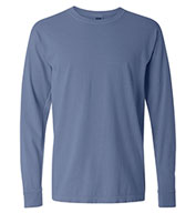 6.1 Ounce Ringspun Cotton Long Sleeve T-Shirt