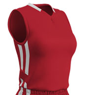 Custom Womens Muscle Dri-Gear Basketball Jersey