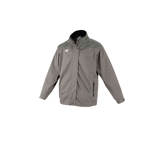 New Balance Mens Waterproof Hooded Jacket