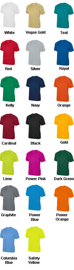 Youth Attain Wicking Shirt  - All Colors
